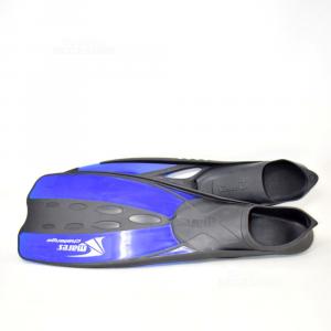 Pinne Mares Blu Nere N 34/35