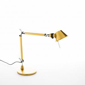 ARTEMIDE LAMPADA TOLOMEO MICRO ORO