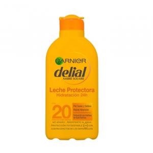 Delial Moisturizing Protective Milk 24h Spf20 200ml