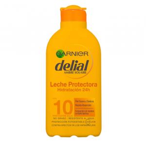 Delial Moisturizing Protective Milk 24h Spf10 200ml