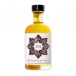 Ren Moroccan Rose Otto Bath Oil 110ml
