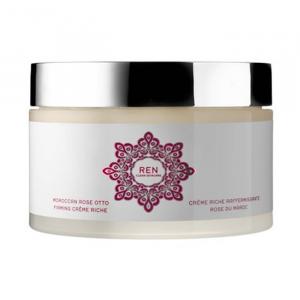 Ren Moroccan Rose Otto Firming Rich Cream 200ml