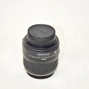 Obbiettivo Nikon Ed 18-55 Mm
