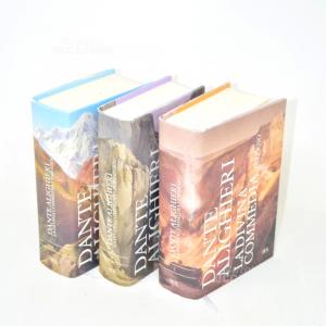 3 Libri I Grandi Classici La Divina Commedia Paradiso Inferno E Purgatorio