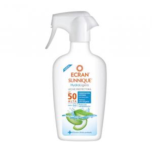 Ecran Sunnique Hydraligero Protective Milk Spf50 Spray 300ml