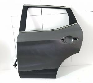 Porta Portiera Sportello Posteriore SX Nissan Qashqai Anno 2018 Originale