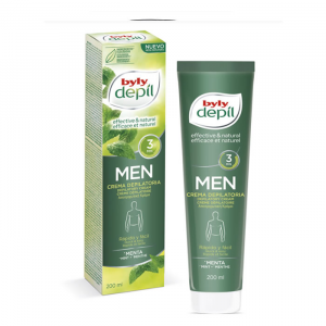 Byly Depil Depilatory Cream Men 200ml