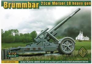 21cm Mörser 18 heavy gun Brummbär