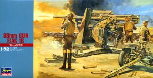 88 MM GUN FLAK 18