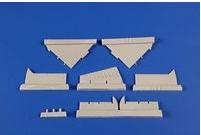 A-4B/Q Skyhawk Control Surfaces (AIRFIX)