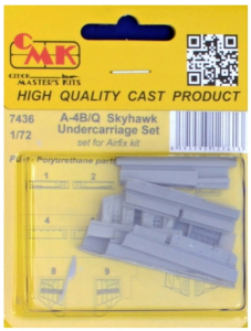 A-4B/Q Skyhawk Undercarriage set