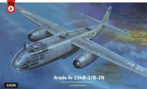 Arado Ar 234 B-2/B-2N FLY 32026