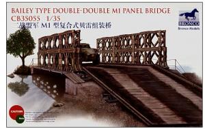 Bailey Type Double-Double M1 Panel Bridge BRONCO CB35055