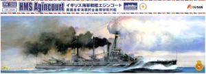 Battleship HMS Agincourt