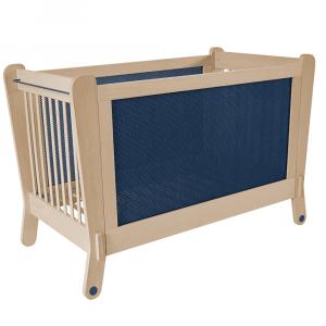 Lettino blu con protezione elettromagnetica - Albero Bambino