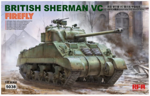BRITISH SHERMAN VC