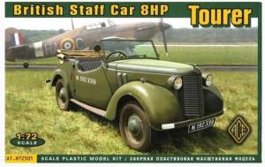 British Staff Car 8HP Tourer