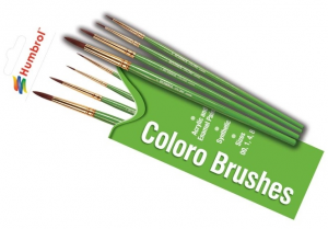 Coloro Brush Pack