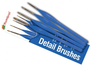 Detail Brush Pack