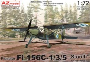 Fieseler Fi 156C-1/3/5