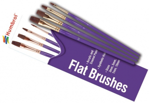 Flat Brush Pack