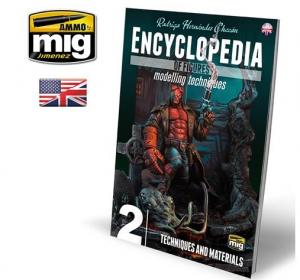 Enciclopedia di tecniche modellistiche sui figurini - Vol. 2, lingua Inglese
