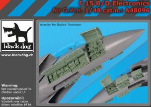 F-15 B/D electronics