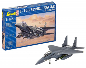 F-15E STRIKE EAGLE & bombs