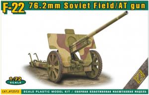 F-22 76.2mm Soviet Field/AT Gun