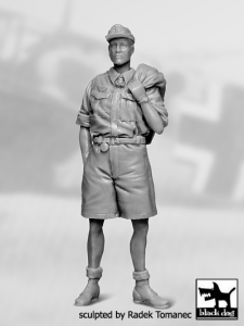German Luftwaffe Pilot Africa 1940-1945 N°2