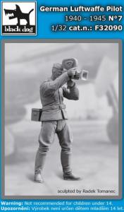 German Luftwaffe pilot N°7 1940-45