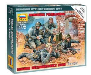 German Reconnaissance Team