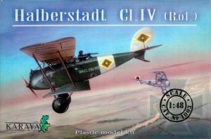 HALBERSTADT CL.IV (ROL.)