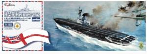 HMS Hermes 1942