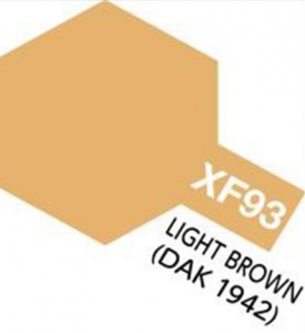 Light Brown DAK 1942