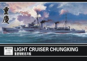 Light Cruiser CHUNGKING