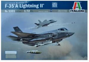 LOCKHEED MARTIN F-35A Lightning II ITALERI 1331