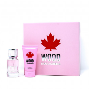 Dsquared She Wood Eau De Toilette Spray 30ml Set 2 Parti 2020