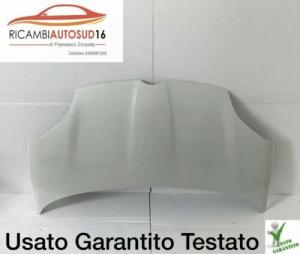 Cofano Anteriore Fiat Panda 3 Serie Anno 2018 Originale