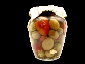 Olive alla pugliese