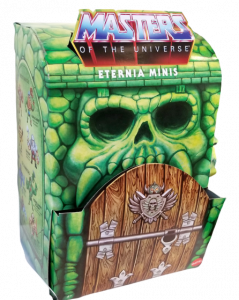 Masters of the Universe ORIGINS Minis Box da 18 pezzi by Mattel