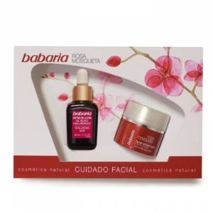 Babaria Face Cream Anti Wrinkle Rosehip Oil 50ml Set 2 Parti