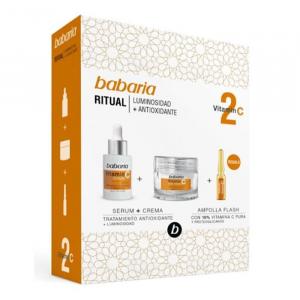 Babaria Vitamin C Serum 30ml Set 3 Parti 2020