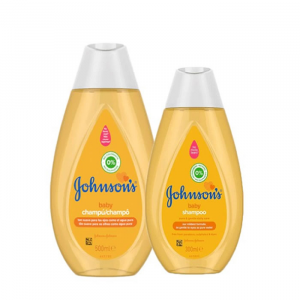 Johnson's Baby Shampoo Gold 500ml + 300ml