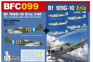 Me-109G-10 Erla