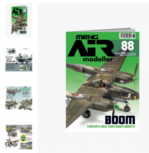 MENG AIR MODELLER – ISSUE 88 (OUT JAN 21ST)