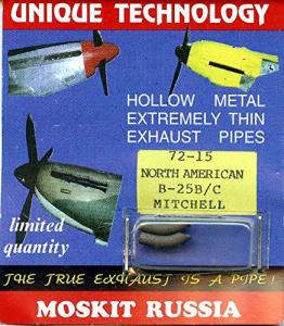 Moskit Exhaust North American B-25 B/C Mitchell