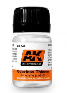 ODORLESS THINNER 35 ML
