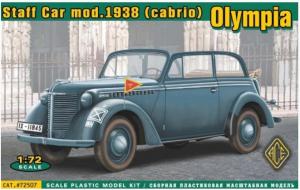 Olympia Staff Car mod.1938
