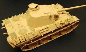 Panther Ausf. D (TAMIYA)